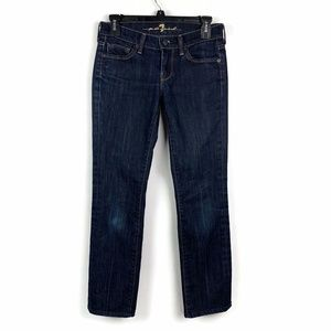 7 For All Mankind Limited Lightning Straight Jeans